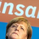Бунт против Ангела Меркел