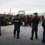 Криумчарење мигранти: Во повеќе акции на Унгарците, уапсени петмина Срби