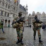 """Во Брисел пронајдена """"фабриката"""" за бомбите во Париз"""