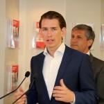 Курц бара заштита на границите со Македонија и Србија