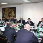 Одржан состанок на Директорите на полициите и Шефовите на граничните служби на Република Македонија, Република Србија, Република Хрватска Република Хрватска и Република Австрија