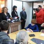 СЈО од утрово во акција во скопско Батинци