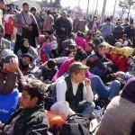 Над 1.000 мигранти заглавени на Табановце, сите очи вперени кон самитот во Брисел