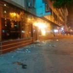 Куќен притвор за две лица поради демолирањето на канцеларијата на Иванов