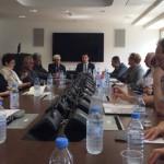 Одржан состанок со претставниците на Комисијата за изготвување на Граѓанскиот законик