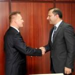 Спасовски и Безак потпишаа меморандум за заеднички патроли на јужната граница