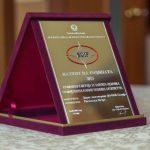 """Доделена наградата """"Патент на годината – 2015"""""""