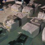 Колумбиската полиција запленила рекордни осум тони кокаин