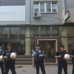 Вкупната штета од демолирањето на канцеларијата на Иванов е 8.500 евра