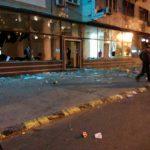 Условна казна за демонстрант поради демолирањето на канцеларијата на Иванов