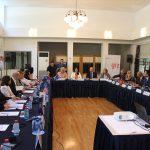 """Втора Регионална работилница на тема """"Размена на искуства при транспонирањето и имплементацијата на европското законодавство во областа Борба против трговија со луѓе""""."""