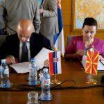 Потпишан протокол за заеднички царински процедури на железничкиот граничен премин Табановце