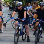 Полицајци на велосипеди ќе патролираат низ Охрид