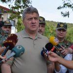 Иванов: Во Македонија има 86 повратници од ИСИС