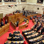 Новиот пропорционален изборен закон влезе во грчкиот Парламент