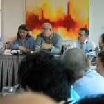 Претседателот на Адвокатската комора на РМ се обрати на конференција за правото на одбрана по службена должност