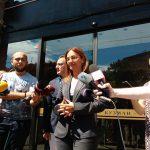 Јанкулоска побара и доби одлагање на распитот во СЈО заради увид во доказите против неа
