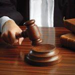 Распоред за полагање тест наменет за судиите поротници