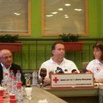 Семејствата од поплавените подрачја ќе добијат по околу 200 евра од Црвен крст