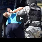 """(Видео) Уапсени дилери на дрога во новaта операција на МВР – ,,БРАНА"""""""