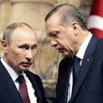 """Ердоган и Путин ќе пробаат да ги """"ресетираат"""" односите"""