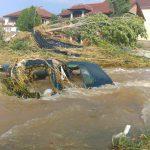 Пријавувањето на штетите од поплавите ќе се врши до петок
