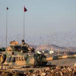Турската војска презема копнена операција во Сирија