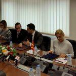 Меморандум за соработка помеѓу Британска амбасада, Министерство за правда и ЦПИА