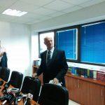 Петар Аневски повторно избран за претседател на Советот на јавни обвинители