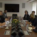 Министерот за правда Џафери се сретна со претставници од Секторот за правда на САД