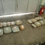26 килограми марихуана откриени на Табановце