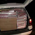 Возило полно со цигари предизвикало сообраќајка при обид да им избега на цариниците