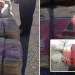 Aлбанската полиција заплени половина тон кафе прошверцувано од Mакедонија