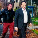 Сашо Мијалков дојде на распит во СЈО