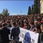Во Истанбул протести на студентите и на професорите против власта