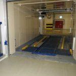 """Работник загинал додека одглавувал лифт во катната гаража """"Солунски Конгрес"""""""