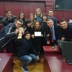 Битолските студенти победници на финалето на Денови на симулирано судење