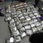 32,5 килограми марихуана фатени на граничниот премин Блаце
