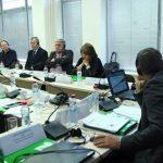 Судии на советување за стандардите за етиката и владеењето на правото