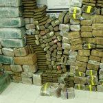 Грчката полиција заплени 392  килограми марихуана од Албанија