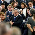 Антонио Тајани нов претседател на Европскиот парламент
