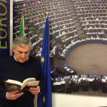Тајани во водство на изборите за претседател на Европскиот парламент