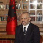 Рама го разреши министерот за правда на Албанија и именуваше нов