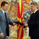 Иванов му го даде мандатот на Груевски, тече рокот од 20 дена за формирање влада