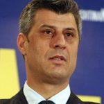 Тачи: Србија ги вооружува Србите на северот од Косово