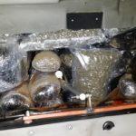 Запленети 68.5 килограми марихуана на граничниот премин Блаце