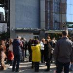 Најава за радикализирање на штрајкот во новинската куќа МПМ