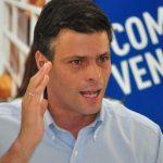 Опозицискиот лидер Леополдо Лопез осуден на 14 години затвор
