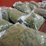 Запленето 1.300 килограми марихуана на грчката граница