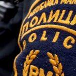 Навивачи фрлале камења кон полициска станица во Скопје